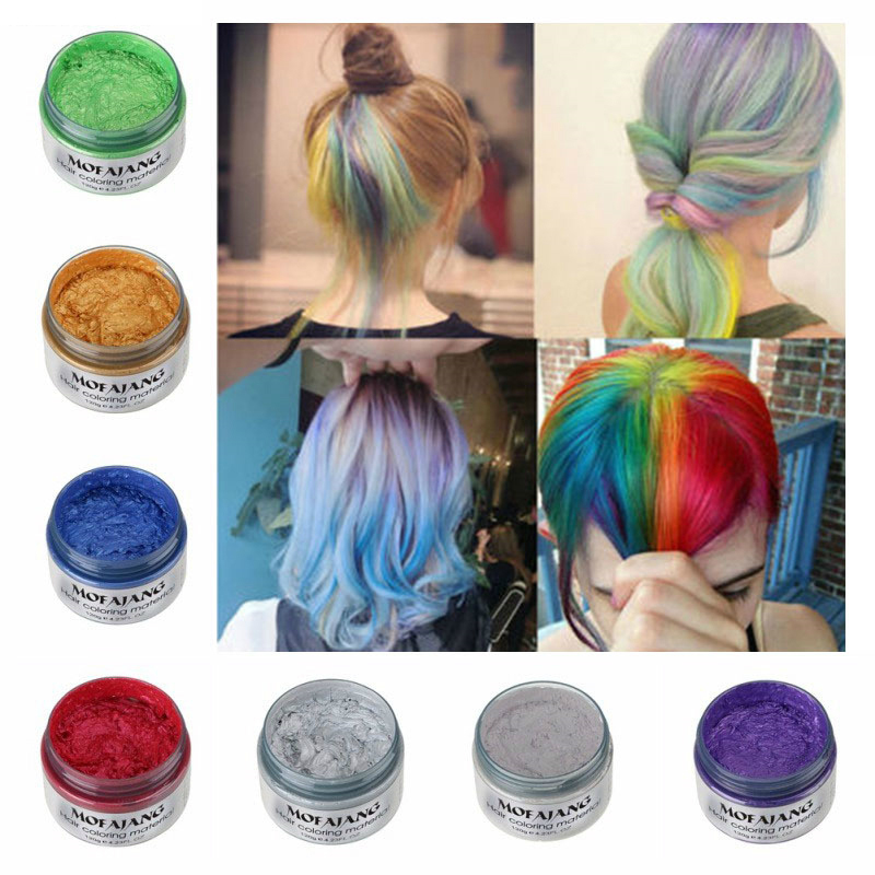 Magic Hair Color Wax   Top Trend Store